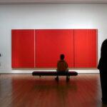 Color Field Painting | نقاشی رنگْ پهنه
